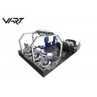 China 360 Vision Indoor Game Zone / 9D Virtual Reality Theme Park Equipment on sale