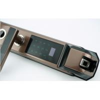Quality Painted Finishing Electronic Code Door Lock With Anti - Theft Cylinder for sale