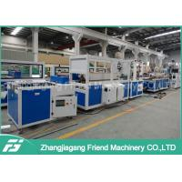 Big Capacity Pvc Ceiling Making Machine , Pvc Wall Panel Production Line Manufactures