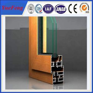 Best aluminium profile price,6063 aluminium profile to make doors and windows Manufactures