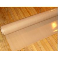 Non stick , dying, drying, digital printing PTFE coated Fiberglass Fabric Manufactures