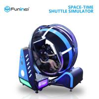 720 Degree Interactive Flight Simulator Shooting Game Virtual Reality Experience / VR Movie Theater Equipment Manufactures