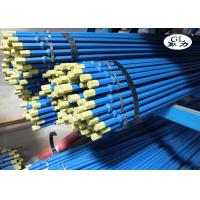 China H22 Tapered drill rod Taper rock rod drill rod with high quality on sale