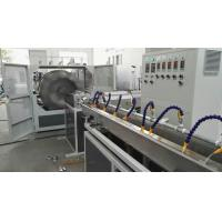 66kw Plastic Pipe Extrusion Machine / PVC Fiber Reinforced Hose Pipe Making Machine Manufactures