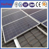 flat roof solar mounting system/10KW solar mounting system for home Manufactures