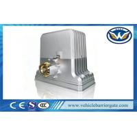 220v、110v  Heavy Duty Sliding Gate Opener , Wire Control Electric Gate Motor Manufactures
