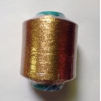 METALLIC YARN FOR EMBROIDERY USE, GOLDEN COLOR,MX TYPE Manufactures