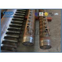 Power Station Boiler Manifold Headers , Stainless Steel Boiler Parts Manufactures