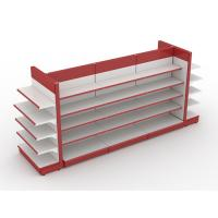 Steel rack cosmetic display shelf cabinet for alcohol Manufactures