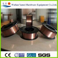 Manufacturer price supply free sample mig welding wire Manufactures