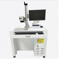 Raycus Ipg Jewelry Ring Laser Printer Engraver Laser Marking Equipment Manufactures