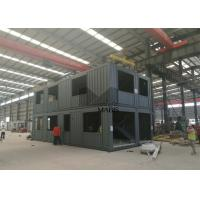 China Multi Story Shipping Container Retail Store , Flexible Design Prefab Retail Shop on sale