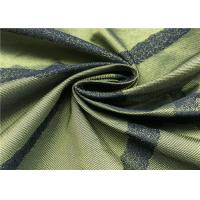 100% P Woven Yarn Dyed Graphic Print Fabric For Jacket And Wind Breaker Manufactures