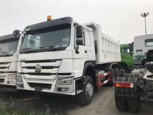China 10 Tyre Heavy Duty 40 Ton Dump Truck HW19710 Transmission on sale