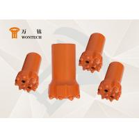 Fast Penetration T58 DTH Drilling Tools For Exploration Drilling Abrasion Proof Manufactures