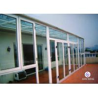 Fireproof Thermal - Break Aluminium Windows And Doors With Clear Glass Manufactures