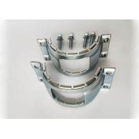 China Metal Heavy Duty Pipe Clamps SML EN877 Cast Iron Pipe Grip Collar For Coupling on sale