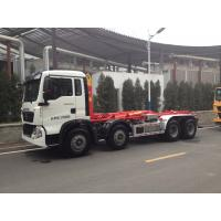 30T Hork Arm Garbage Truck Collection Trash Compactor Truck Euro2 336hp 10 Tires Manufactures