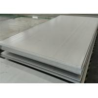 5mm Thickness Stainless Steel Plate Cold Rolled / Hot Rolled 2B Ba Aisi 304 310s 316 321 Manufactures