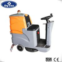 Multifunctional Industrial Small Ride On Auto Scrubber Cement Floor Scrubber Manufactures