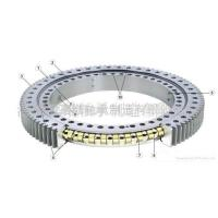 Turntable Four Point Contact Ball Bearing With External Gear RKS.21.0641 Manufactures