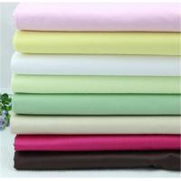 Embossing Heavy Thick Canvas Fabric , 100% Cotton Canvas Twill Fabric For Hotel Manufactures