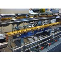China PLC Control Twin Screw Extruder , PVC Plastic Pipe / Profile / Board Extrusion Machine on sale