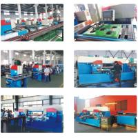 Full Automatic CNC Glass Drilling Machine for Sightseeing / Shower Glass Manufactures