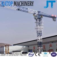 5t load topless tower crane TC5010 tower crane Manufactures