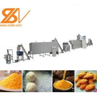 Full Automatic Bread Crumb Maker Bread Chip Machine Processing Line Manufactures