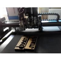 Cardboard Letter Cutting Sign Making CNC Production Machine Manufactures