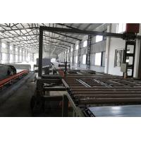 China High Efficiency PE Foam Sheet Extrusion Line , PVC Foam Board Machine 200~300L/Min on sale
