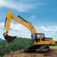 XCMG XE215C 21.5 Ton Hydraulic Crawler Excavator / Heavy Construction Machinery Manufactures