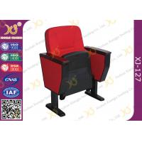Heavy Duty Stacking Church Hall Chairs With Back Bag And Tablet Manufactures