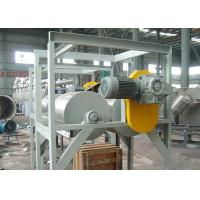 CE Approved Single Drum Rotary Drying Equipment 1.1kw For Medicine Industry Manufactures