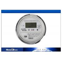 Digital Kwh Energy Meter Single Phase Three Wire 1S / 2S DDS1088 Socket Manufactures