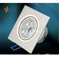Sliver Led Recessed Ceiling Downlights 90lm/W , CRI>80 UL Approval Manufactures