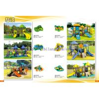 China Play Structure for Small Yards on sale