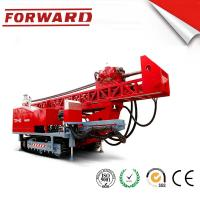 1500m Deep Hole Multifunction Hydraulic Water Well Drilling Equipment TDR-50 Manufactures