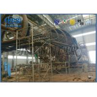 Horizontal Cyclone Separators Carbon Steel Dust Collection Circulating Fluidized Bed Technology Manufactures