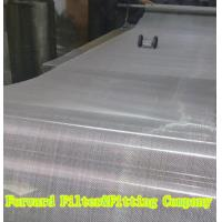 Scientific Research Stainless Steel Wire Mesh , Plain Dutch Weave SS Woven Wire Mesh,wire mesh Manufactures