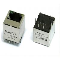 China 1.5 Amps PBT (UL94V-0) 10 3 pin RJ45 automotive electrical connectors on sale