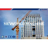 QTZ63 600 KN . M 140m Construction Tower Crane Portable High Rise Manufactures