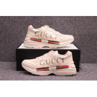 Buy cheap 【wechat  cx2801f】Gucci Rhyton Vintage Trainer Sneaker from wholesalers