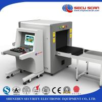 Cargo X Ray Baggage Scanner Inspection For Airports / Factories Manufactures