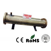 Petrochemical Industry Stainless Steel Condenser Red Copper Tube Material Manufactures