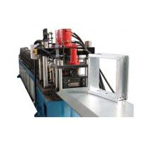 VCD Damper / Door Frame Roll Forming Machine , Rollforming Machinery Manufactures