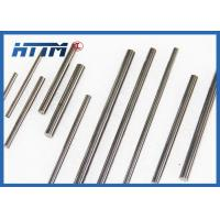 China Din Standard Cemented Carbide Rods / Tungsten Carbide Round Bar with one end chamfer on sale