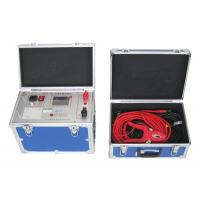 HXOT 501 Loop resistance tester High Voltage Testing Equipment 100A - 200A Manufactures