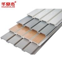 Enviroment-Friendly Store Wall Panels , Wood Grain Board Display Wall Panel Manufactures